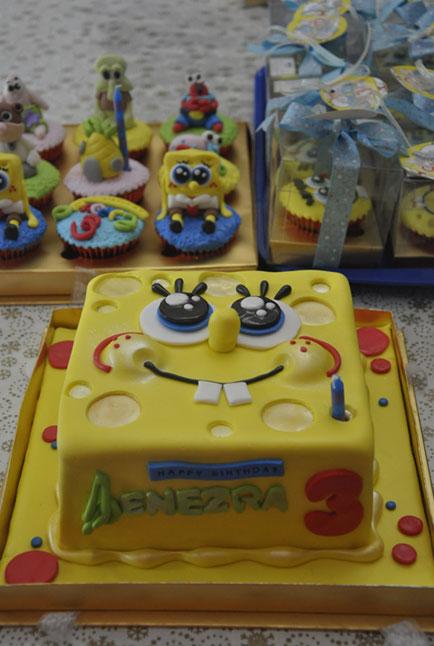 Dadaku Ada Spongebob Di Kakiku Ada Spongebob Di Hatiku Hehehe
