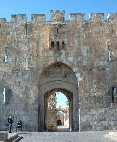 Lion's Gate