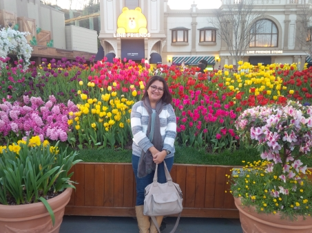 tulip festival everland